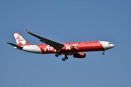 sonnyさんが、成田国際空港で撮影したインドネシア・エアアジア・エックス A330-343Xの航空フォト(写真)