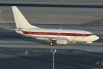 kinsanさんが、マッカラン国際空港で撮影したEG&G 737-66Nの航空フォト(写真)