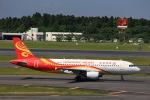 T.Sazenさんが、成田国際空港で撮影した香港航空 A320-214の航空フォト(飛行機 写真・画像)