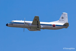 triton@blueさんが、米子空港で撮影した航空自衛隊 YS-11-103Pの航空フォト(飛行機 写真・画像)