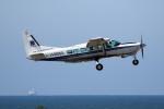 もぐ3さんが、新潟空港で撮影したアジア航測 208 Caravan Iの航空フォト(飛行機 写真・画像)