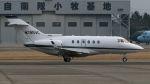 C.Hiranoさんが、名古屋飛行場で撮影したレイセオン・エアクラフトの航空フォト(写真)