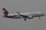 まっくうさんが、香港国際空港で撮影したネパール航空 A320-233の航空フォト(写真)