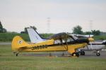 msrwさんが、大利根飛行場で撮影した日本モーターグライダークラブ A-1 Huskyの航空フォト(写真)