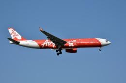 sonnyさんが、成田国際空港で撮影したタイ・エアアジア・エックス A330-343Eの航空フォト(写真)