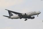 こだしさんが、成田国際空港で撮影したユナイテッド航空 777-222/ERの航空フォト(写真)
