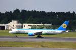 T.Sazenさんが、成田国際空港で撮影したウズベキスタン航空 757-23Pの航空フォト(飛行機 写真・画像)