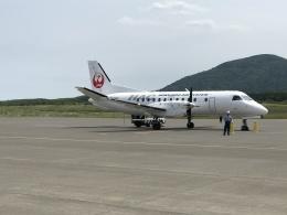 利尻空港 - Rishiri Airport [RIS/RJER]で撮影された利尻空港 - Rishiri Airport [RIS/RJER]の航空機写真