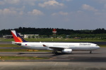 T.Sazenさんが、成田国際空港で撮影したフィリピン航空 A330-343Eの航空フォト(写真)