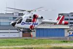 東京ヘリポート - Tokyo Heliport [RJTI]で撮影された朝日航洋 - Aero Asahi [AKF]の航空機写真