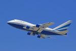 LAX Spotterさんが、ロサンゼルス国際空港で撮影したラスベガス サンズ 747SP-21の航空フォト(写真)