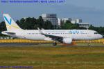 Chofu Spotter Ariaさんが、成田国際空港で撮影したバニラエア A320-216の航空フォト(写真)