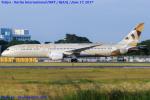 Chofu Spotter Ariaさんが、成田国際空港で撮影したエティハド航空 787-9の航空フォト(写真)