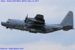 Chofu Spotter Ariaさんが、横田基地で撮影したアメリカ空軍 MC-130H Herculesの航空フォト(写真)
