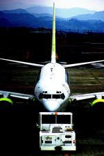 rjnsphotoclub-No.07さんが、静岡空港で撮影したジンエアー 737-86Nの航空フォト(飛行機 写真・画像)