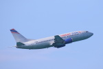 安芸あすかさんが、プーケット国際空港で撮影したオリエント・タイ航空 737-3Z0の航空フォト(写真)