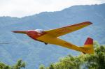 zibaさんが、大野滑空場で撮影した日本個人所有 Ka 8の航空フォト(写真)