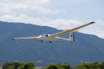 zibaさんが、大野滑空場で撮影した日本個人所有 ASK 23Bの航空フォト(写真)