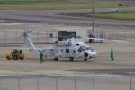 yabyanさんが、名古屋飛行場で撮影した海上自衛隊 SH-60Jの航空フォト(飛行機 写真・画像)