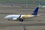たまさんが、羽田空港で撮影したロイヤル・ジェット 737-7Z5 BBJの航空フォト(写真)