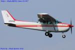 Chofu Spotter Ariaさんが、調布飛行場で撮影した朝日航空 172P Skyhawk IIの航空フォト(写真)