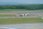 鱚楽鯛遊さんが、新千歳空港で撮影した個人の航空フォト(写真)
