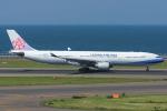 Tomo-Papaさんが、中部国際空港で撮影したチャイナエアライン A330-302の航空フォト(写真)