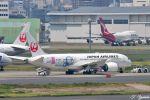 吉田高士さんが、羽田空港で撮影した日本航空 787-8 Dreamlinerの航空フォト(写真)