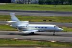 T.Sazenさんが、成田国際空港で撮影したウェルズ・ファーゴ・バンク・ノースウェスト Falcon 900の航空フォト(飛行機 写真・画像)