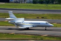 T.Sazenさんが、成田国際空港で撮影したウェルズ・ファーゴ・バンク・ノースウェスト Falcon 900の航空フォト(写真)