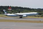 ショウさんが、成田国際空港で撮影したキャセイパシフィック航空 A330-343Xの航空フォト(写真)