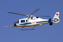 航空フォト:JA21ME 宇宙航空研究開発機構 MH2000