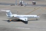 ハム太郎。さんが、羽田空港で撮影したジョンソンコントロールズ G500/G550 (G-V)の航空フォト(写真)