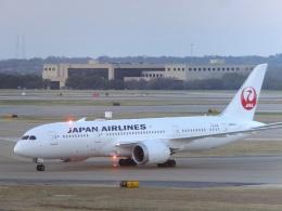 flying-dutchmanさんが、ダラス・フォートワース国際空港で撮影した日本航空 787-8 Dreamlinerの航空フォト(飛行機 写真・画像)