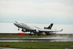 kix大好きカズチャマンさんが、関西国際空港で撮影したUPS航空 MD-11Fの航空フォト(写真)