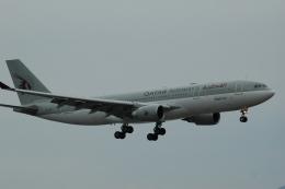 flying-dutchmanさんが、関西国際空港で撮影したカタール航空 A330-202の航空フォト(飛行機 写真・画像)