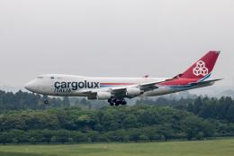 xingyeさんが、成田国際空港で撮影したカーゴルクス・イタリア 747-4R7F/SCDの航空フォト(飛行機 写真・画像)