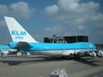 flying-dutchmanさんが、アムステルダム・スキポール国際空港で撮影したKLMオランダ航空 747-406Mの航空フォト(写真)