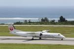 ATOMさんが、新石垣空港で撮影した琉球エアーコミューター DHC-8-402Q Dash 8 Combiの航空フォト(写真)