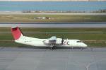 ATOMさんが、那覇空港で撮影した琉球エアーコミューター DHC-8-314 Dash 8の航空フォト(写真)