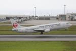 ATOMさんが、新石垣空港で撮影した日本トランスオーシャン航空 737-4Q3の航空フォト(飛行機 写真・画像)