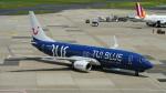 lufthansa9919さんが、デュッセルドルフ国際空港で撮影したトゥイフライ 737-8K5の航空フォト(写真)