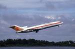 kumagorouさんが、仙台空港で撮影したコンチネンタル・ミクロネシア 727-232/Advの航空フォト(飛行機 写真・画像)
