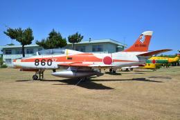 航空フォト:35-5860 航空自衛隊 T-1