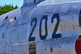 md11jbirdさんが、米子空港で撮影した航空自衛隊 F-86D-45の航空フォト(飛行機 写真・画像)