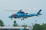 mamemashinさんが、佐賀空港で撮影した佐賀県警察 AW109SPの航空フォト(写真)