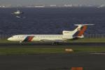 Gulf650Erさんが、羽田空港で撮影したスロバキア政府 Tu-154Mの航空フォト(写真)