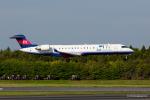 みなかもさんが、成田国際空港で撮影したアイベックスエアラインズ CL-600-2C10 Regional Jet CRJ-702ERの航空フォト(写真)