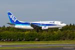 みなかもさんが、成田国際空港で撮影したANAウイングス 737-54Kの航空フォト(写真)