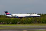 みなかもさんが、成田国際空港で撮影したアイベックスエアラインズ CL-600-2C10 Regional Jet CRJ-702の航空フォト(写真)